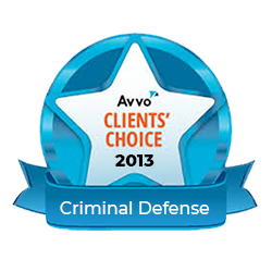 Avvo Client's Choice